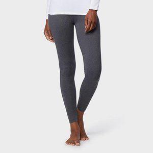 32 Degrees Cozy Heat Extra Warm Charcoal Leggings